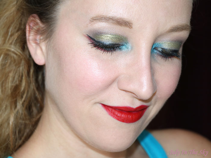 blog beauté studded kiss lipstick kat von d avis test swatch tijuana