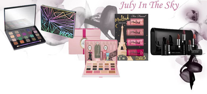Petit Papa Noël… Les Collections Too Faced, Urban Decay et Marc Jacobs et les calendriers de l'avent 2015
