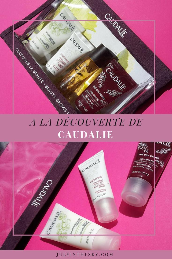 blog beauté trousse voyage caudalie avis test