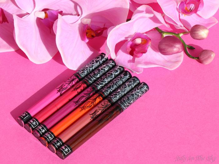 Et Kat créa les Everlasting Liquid Lipstick