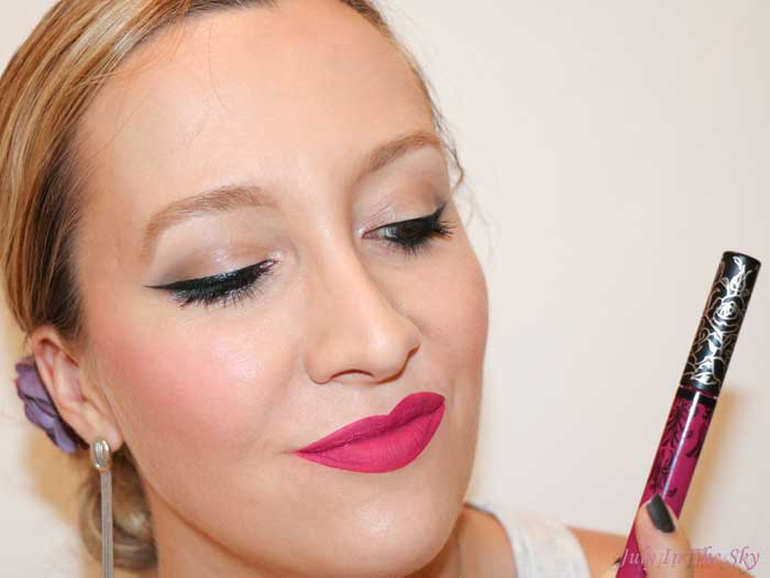 blog beauté kat von d everlasting liquid lipstick avis test swatch bauhau5