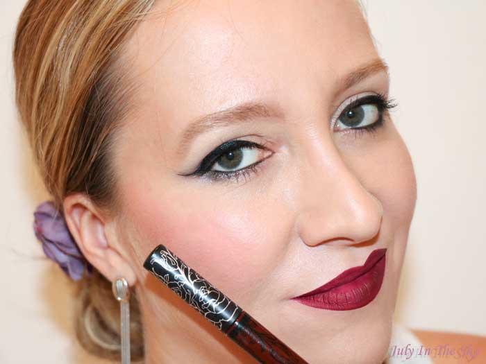 blog beauté kat von d everlasting liquid lipstick avis test swatch vampira