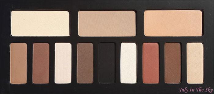 blog beauté kat von d palette shade + light eye contour avis test