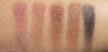 blog beauté morphe brushes passion plum 35p palette avis test swatch