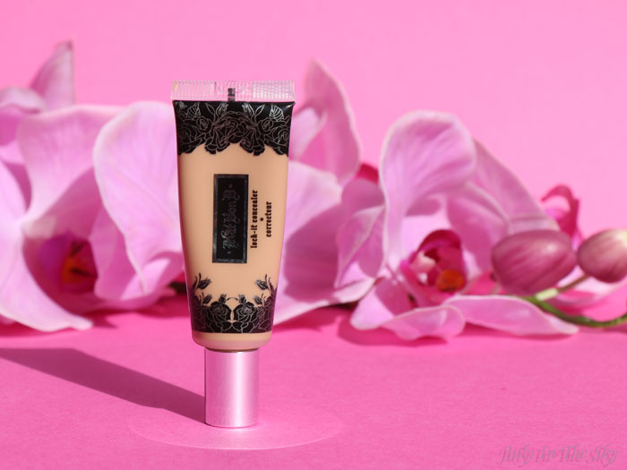 blog beauté avis test swatch kat von d teint lock it primer foundation tattoo powder