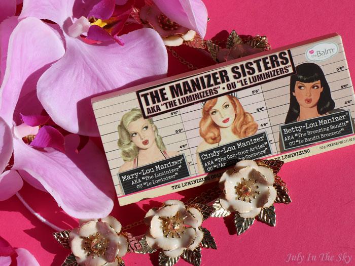 blog beauté méga haul the bealm asos the manizer sisters
