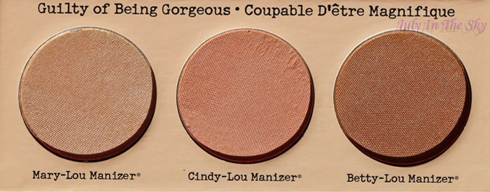 blog beauté make up lumineux naturel the balm the manizer sisters avis test swatch