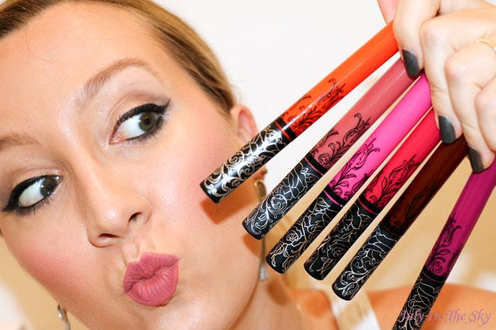 blog beauté tag crazy about lipstick