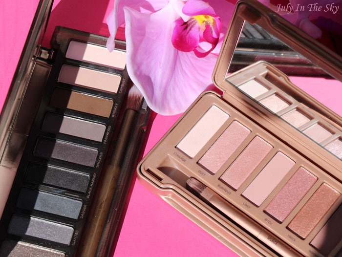 blog beauté the perfect palette tag naked urban decay