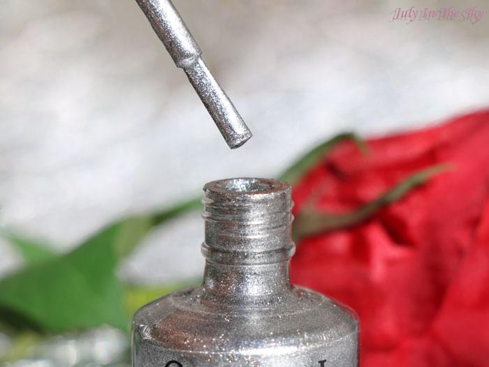 Un nail art spécial Saint-Valentin !