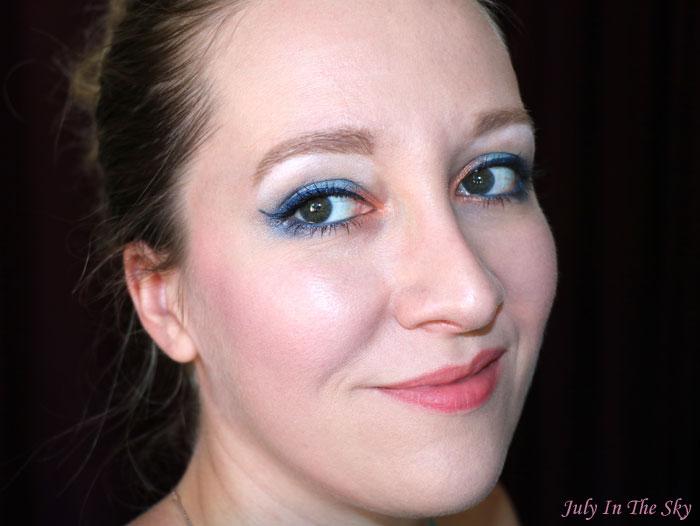 blog beauté BH Cosmetics take me to Brazil make-up