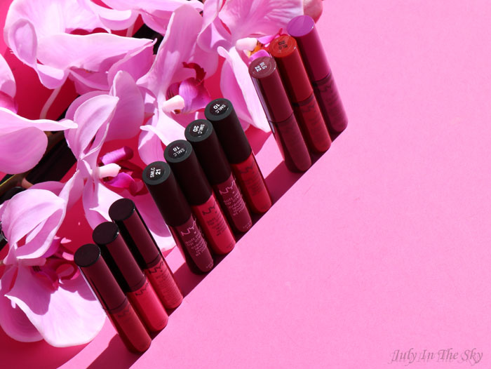 blog beauté nyx soft matte lip cream avis test
