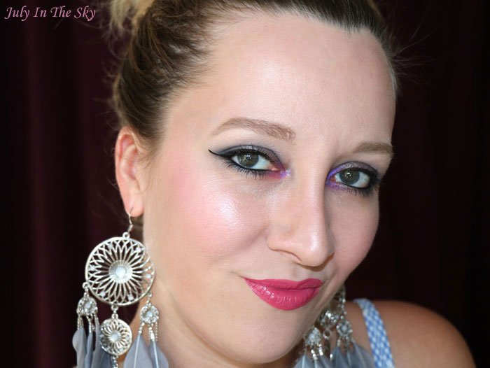 blog beauté nyx xtreme lip cream pinky nude swatch