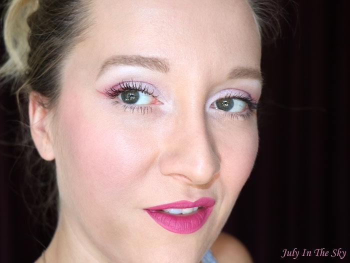 blog beauté nyx soft matte lip cream swatch prague