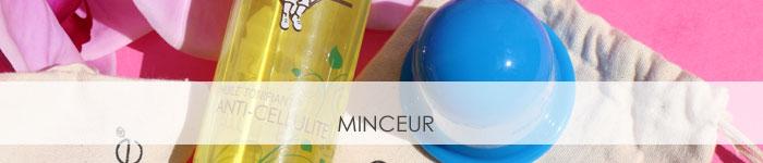 blog beauté partenariat minceaur regime