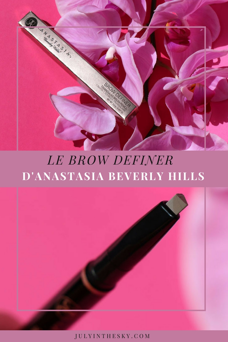 blog beauté anastasia beverly hills brow definer