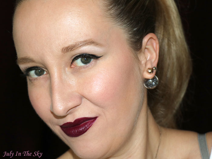 blog beauté anastasia beverly hills liquid lipstick avis swatch sad girl