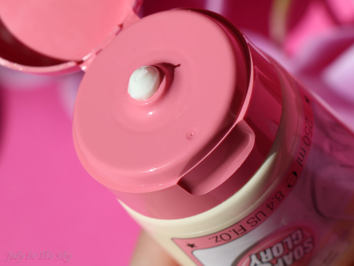 blog beauté soap and glory whipped clean shower butter