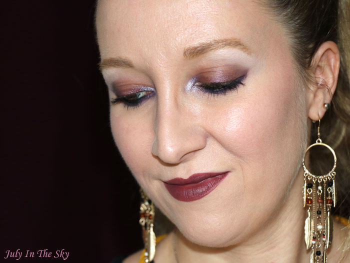 blog beauté kiko velvet passion matte lipstick chocolate