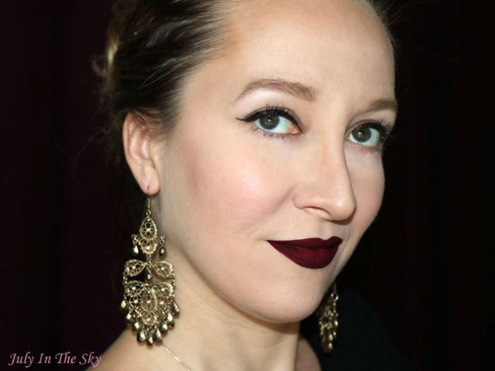 blog beauté lime crime velvetines bloodmoon