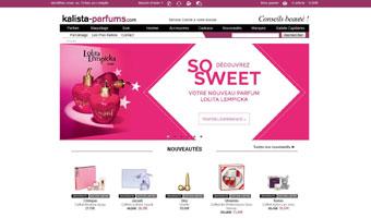 blog beauté livraison frais expédition dom tom kalista parfums