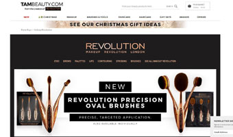 blog beauté livraison frais expédition dom tom makeup revolution