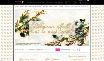 blog beauté livraison frais expédition dom tom mon corner b