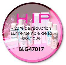 blog beauté partenariat HIP code réduction