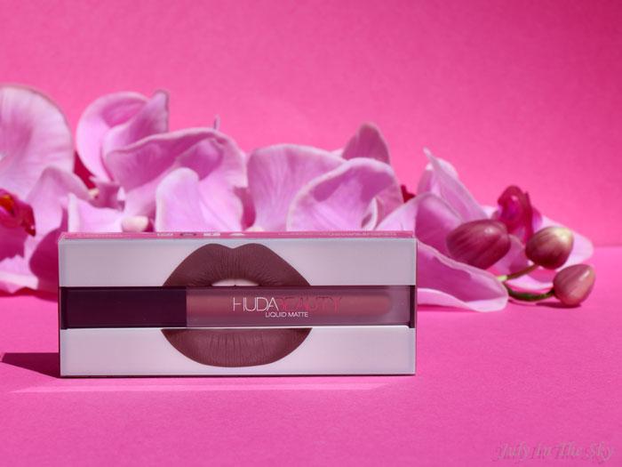 blog beauté huda beauty liquid matte medusa