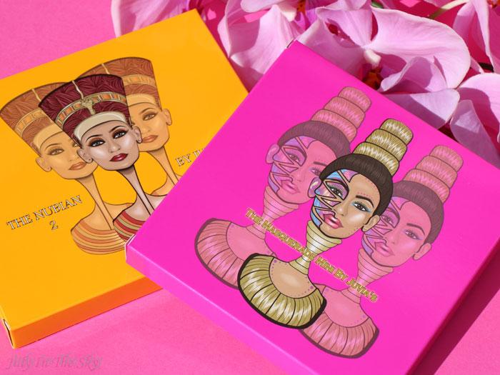 blog beauté juvias place the masquerade the nubian 2 avis swatch