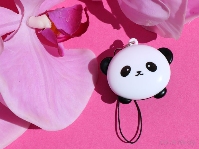 blog beauté tonymoly panda's dream pocket lip balm