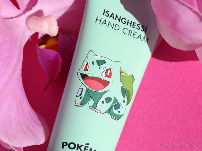 blog beauté tonymoly pokemon crème mains the vert isanghessi