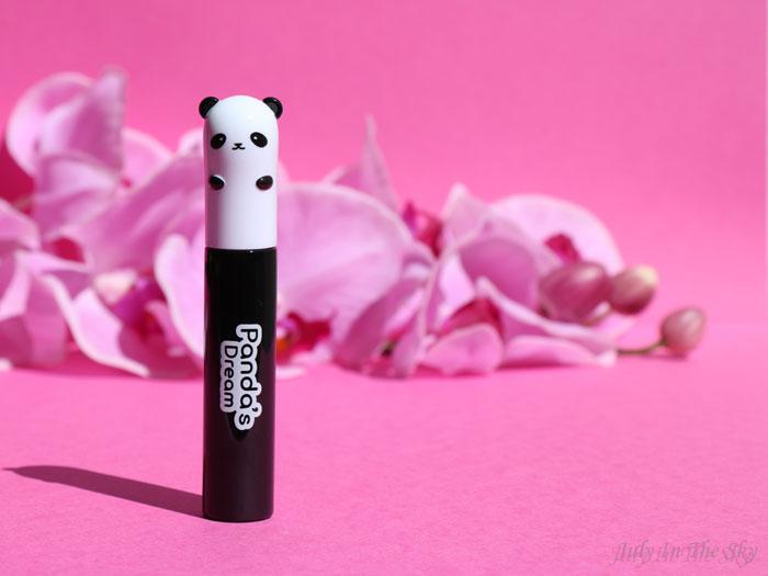 blog beauté tonymoly panda's dream mascara smudge out
