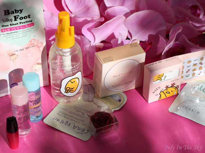 blog beauté TesterKorea Holika Holika Etude House Stylenanda
