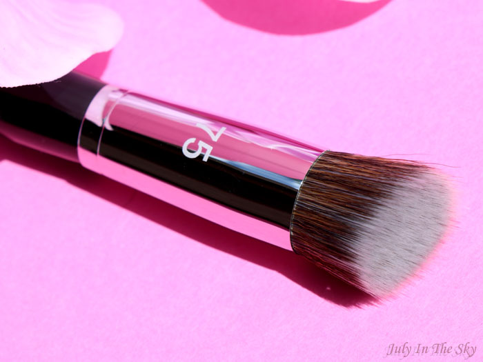 blog beauté pinceau sephora pro contouring blush 75
