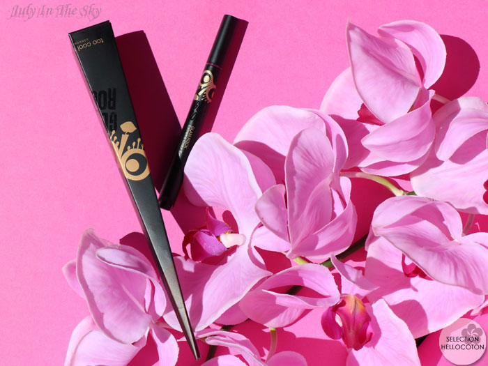 Le Liner Glam Rock Extreme Color Eyes de Too Cool For School : so rock