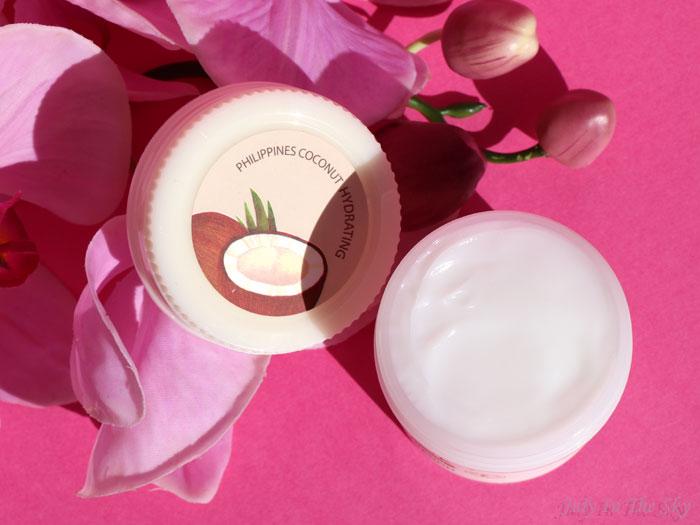 blog beauté skinfood freshmade coconut mask