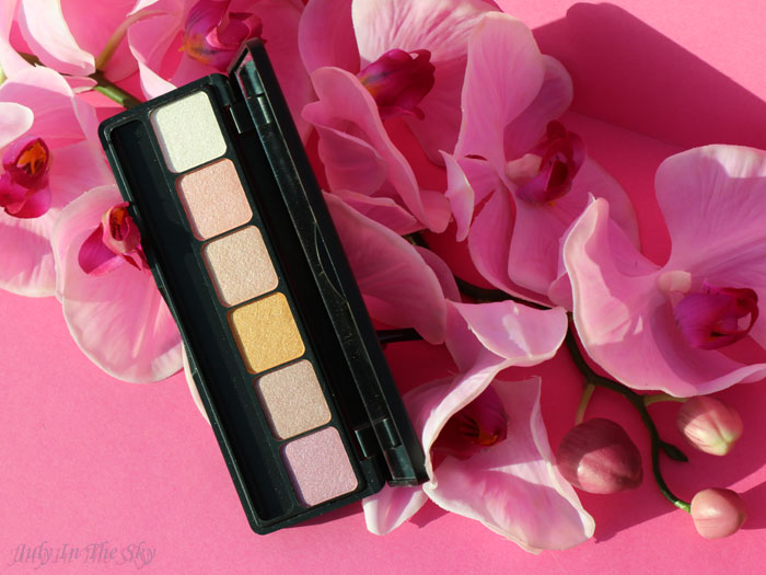 blog beauté E.L.F., eyes, lips, face, prism eyeshadow