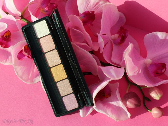 blog beauté E.L.F., eyes, lips, face, prism eyeshadow