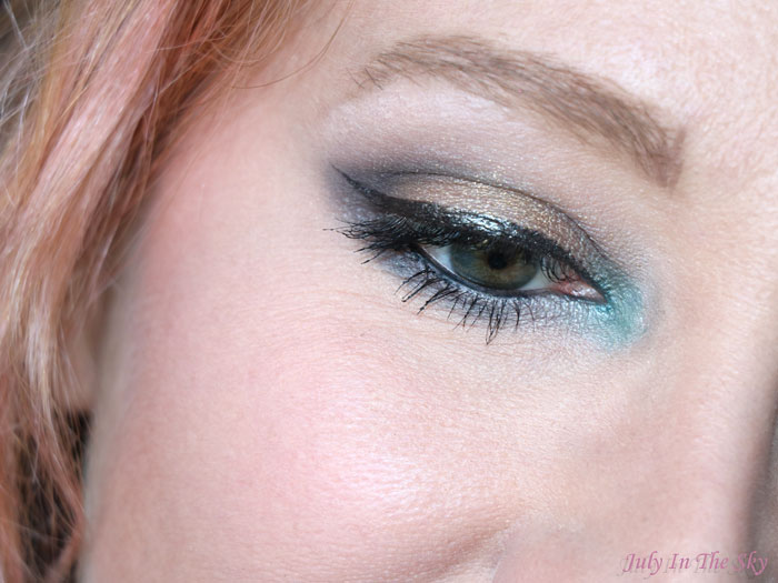 blog beauté E.L.F. tutoriel make-up maquillage noël Spotlight Ready Palette