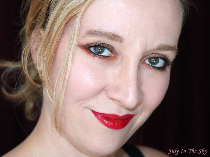 blog beauté holika holika lazy joy all night tint red queen