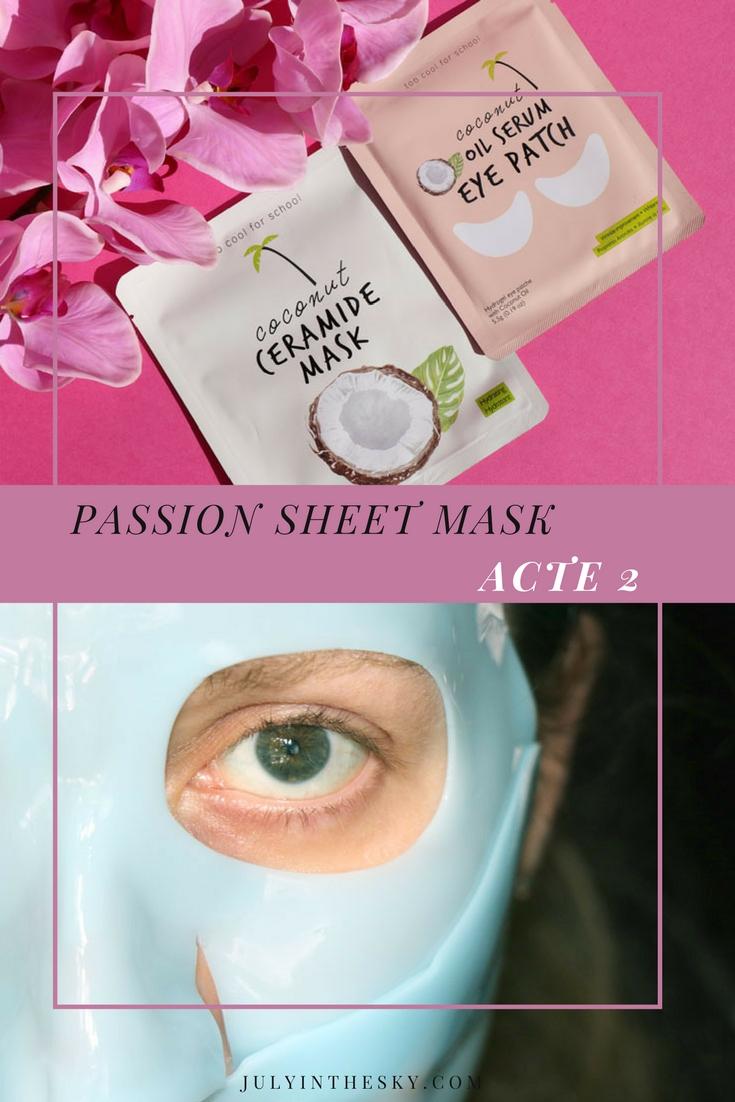 blog beauté mooni mask sheet mask