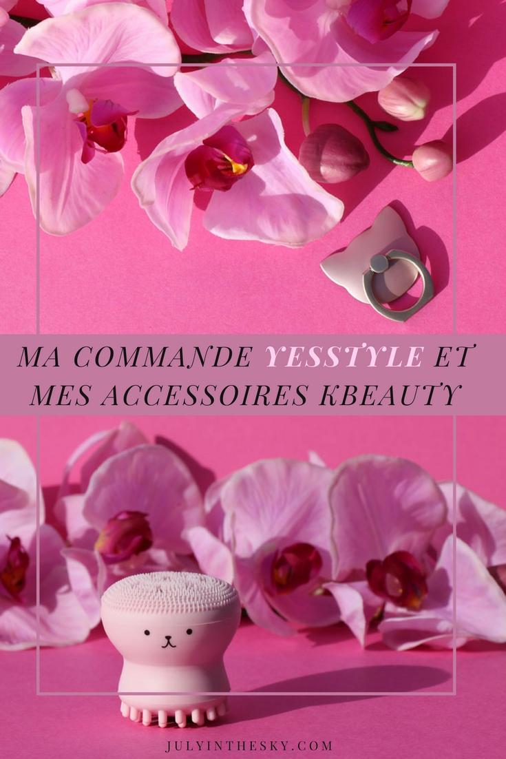 blog beauté kbeauty yestsyle