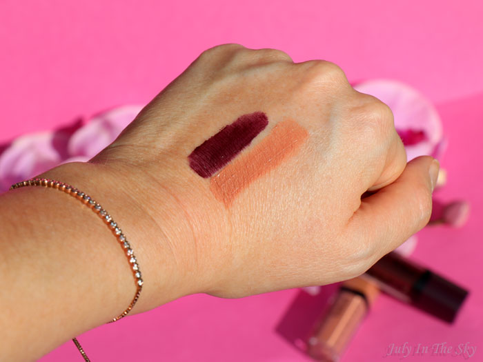 blog beauté bourjois rouge édition velvet avis test swatch floribeige berry chic