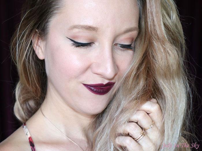 blog beauté bourjois rouge édition velvet avis test swatch berry chic