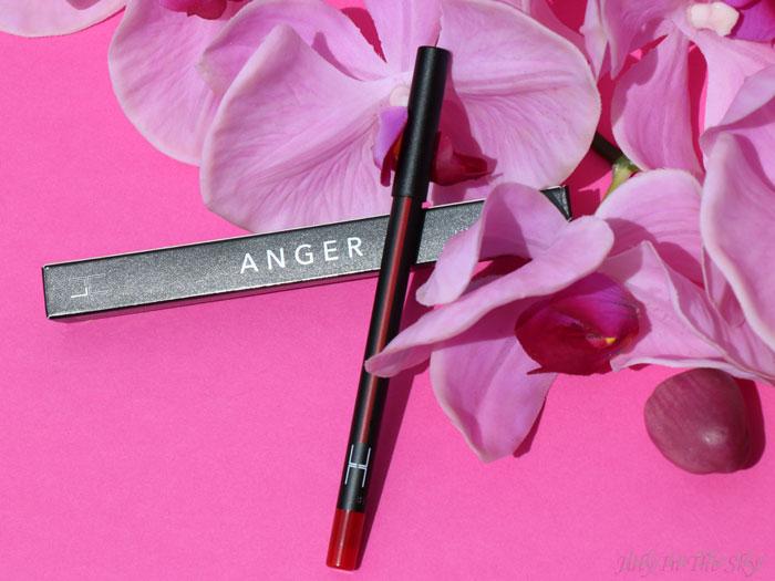 blog beauté anger mood crayon Linda Hallberg avis swatch