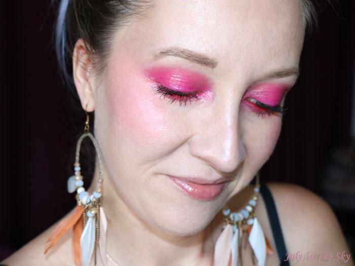 blog beauté Etude House Mirror Holic test avis kbeauty swatch eye gloss coating