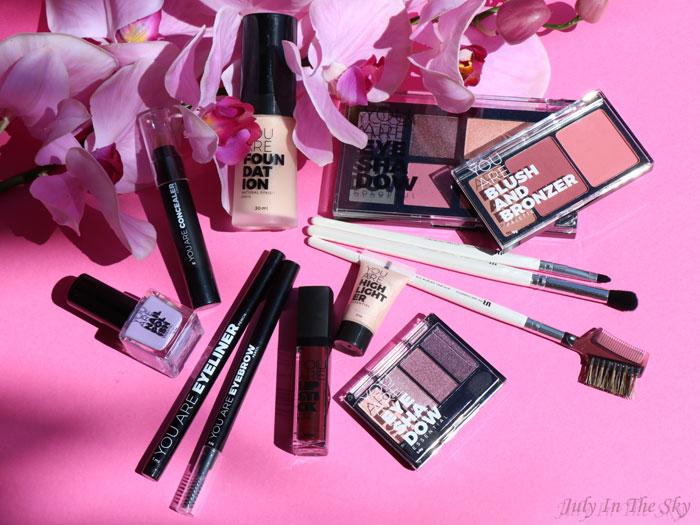 blog beauté You Are Cosmetics avis test cruelty-free maquillage vegan