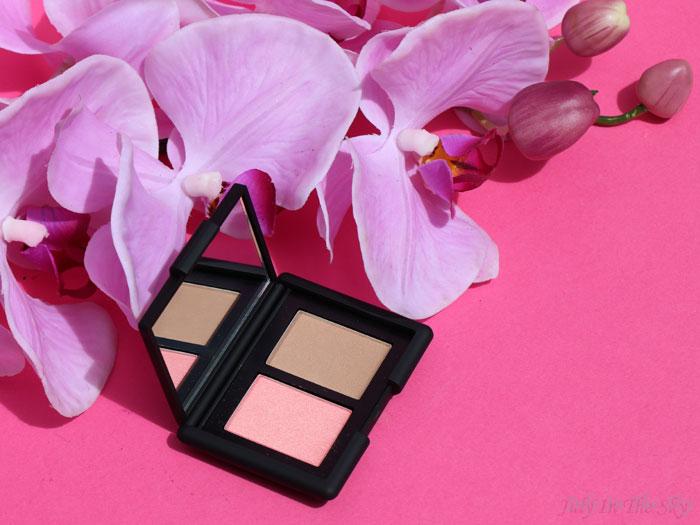 blog beauté Nars blush Orgasm bronzer Laguna avis