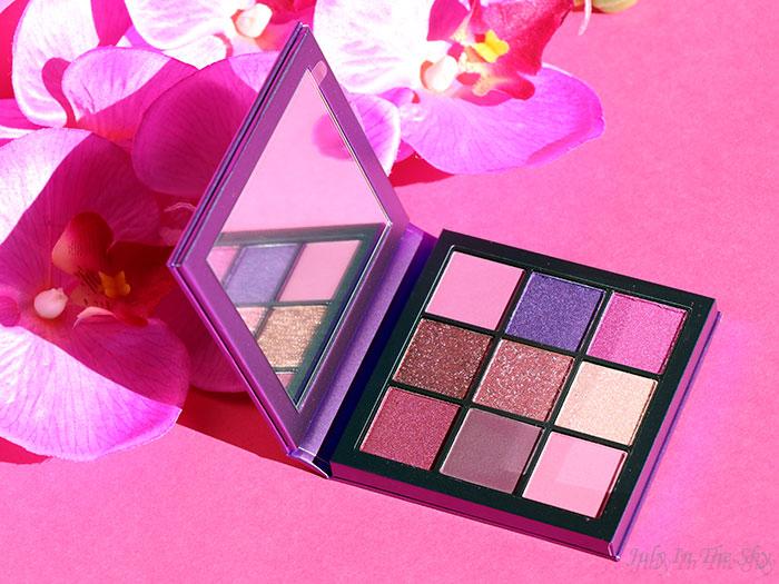blog beauté Huda Beauty Amethyst Obsessions Palette